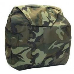 Camouflage Beschermhoes Honda EU20i met flap