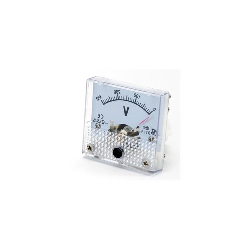 Voltmeter Aggregaat