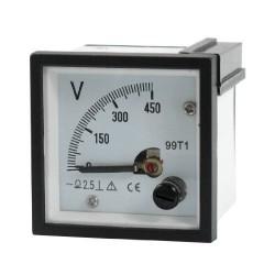 Voltmeter 3fase 400V diesel aggregaat universeel